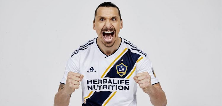 Zlatan Ibrahimovic debut