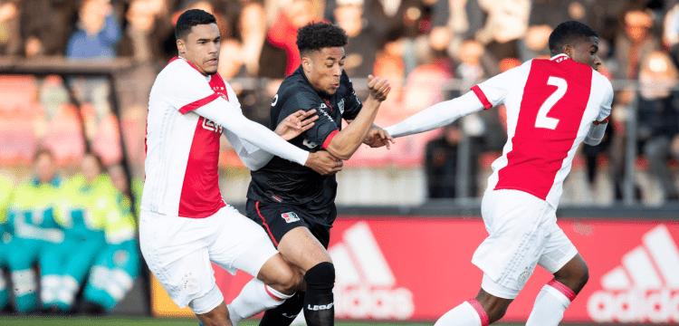 Jong Ajax versus NEC