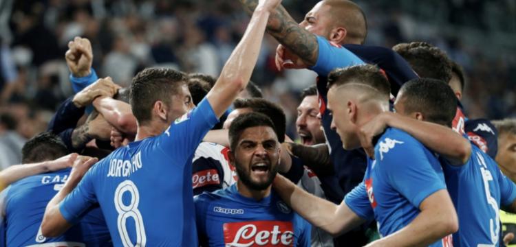 Napoli defeats Juventus