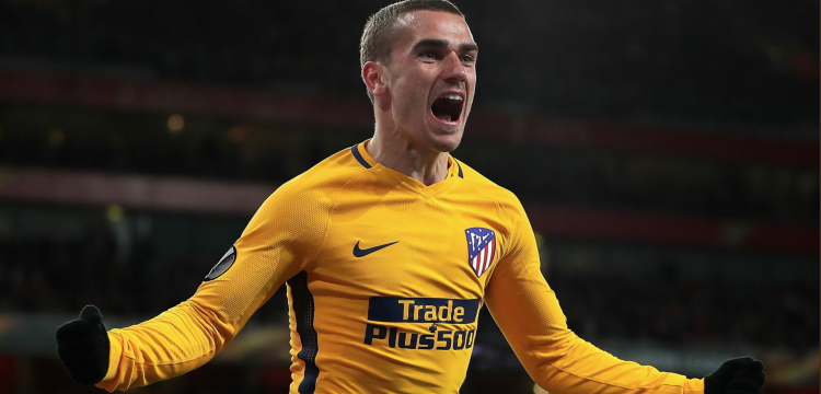 Antoine Griezmann stays