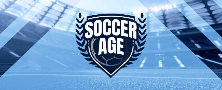 Soccerage.com header