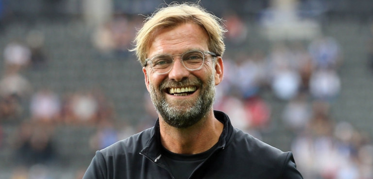 Jurgen Klopp magical worker