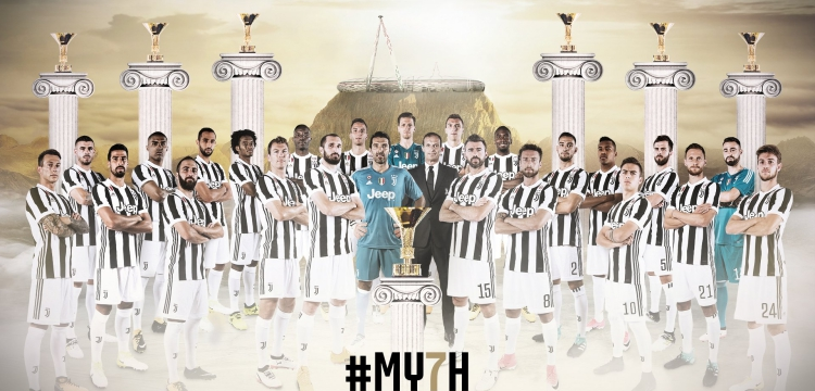 Juventus wins 2017-2018 Serie A title