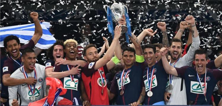 PSG completes domestic quadruple