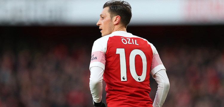 Ozil at Arsenal