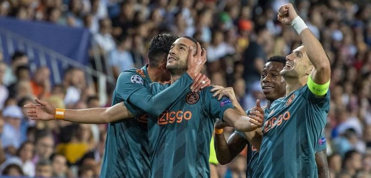 Ajax shreds Valencia