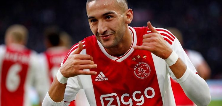 Hakim Ziyech transfer