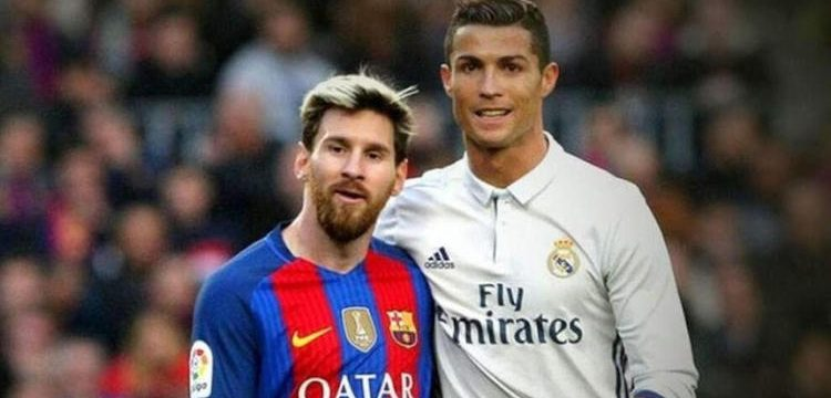World Eleven with a twist players Messi and CR7