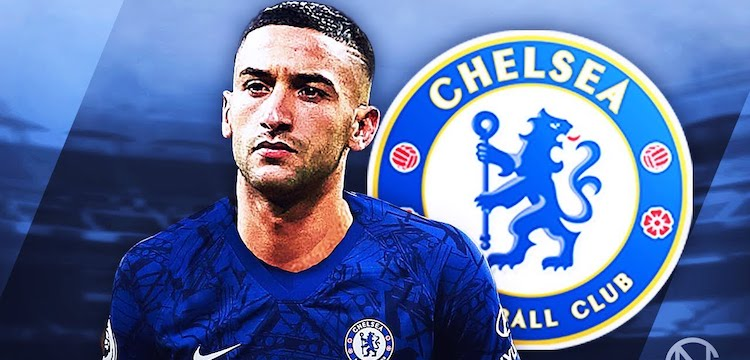 Chelsea's transfer activities Ziyech