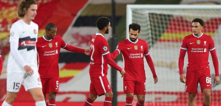 Midtjylland v Liverpool