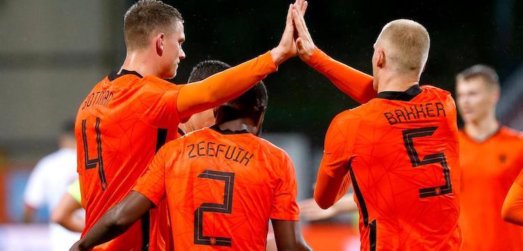 Dutch under-21 team